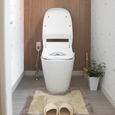 トイレの施行